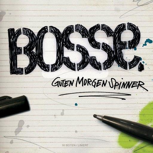 Bosse альбом Guten Morgen Spinner