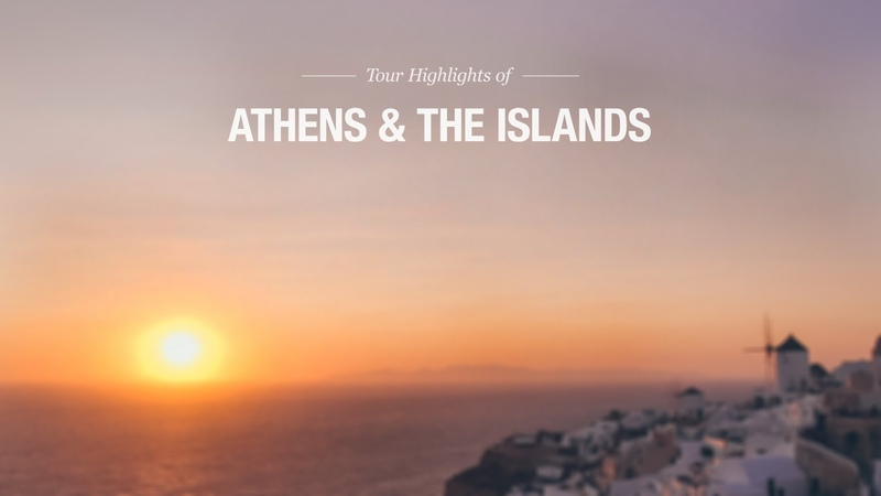 The Athens the Islands Experience | EF Educational Tours Canada