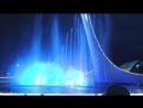 СВЕТОВОЕ ВОДНОЕ ШОУ - олимпийский факел Сочи