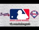 Atlanta Braves vs Philadelphia Phillies | 23.05.2018 | NL | MLB 2018 (3/3)