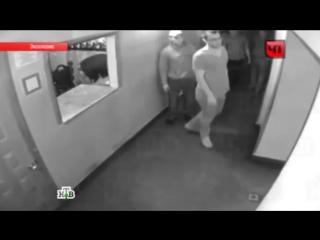 Москва жестокая драка в ночном клубе байконур