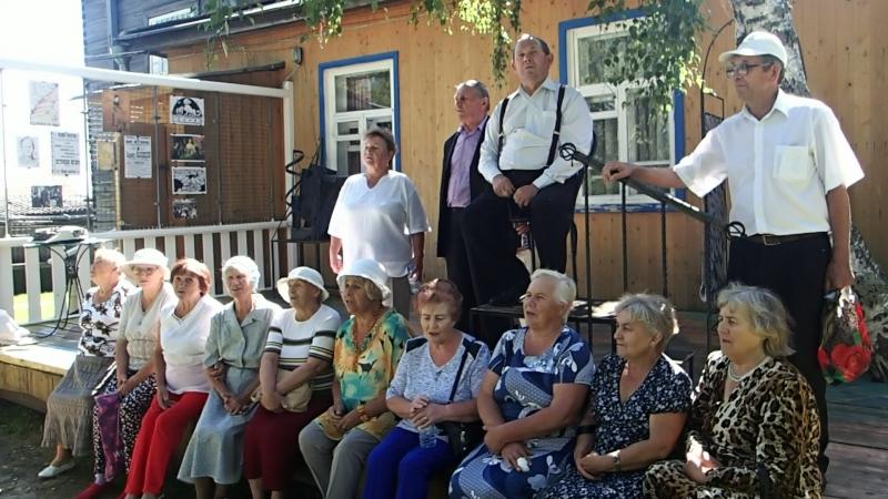 делегация Совета ветеранов Култаевского сельского поселения