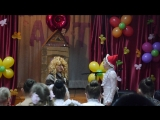 постановка: Красная шапочка и баба Яга ( 08.03.2018)