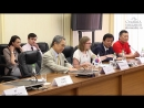 Делегация Республики Корея перед матчем своей сборной провела переговоры с руководством Нижегородской области