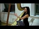 Baroque Flamenco by Deborah Henson - Conant (Maria Kulakova - harp/Арфистка Мария Кулакова)