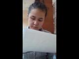 Валентина Утегенова - Live