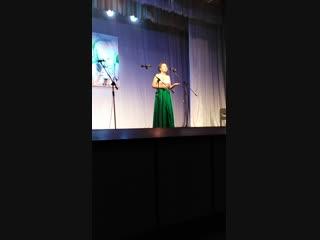Анастасия Хитрова - Лебяжья канавка(Муз.А.Гущин Сл.М.Дудин)