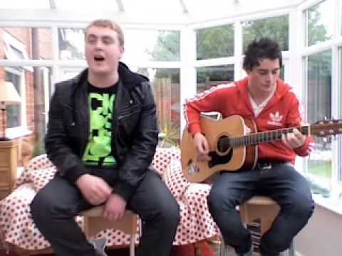 Frank Sinatra/Michael Buble - That's Life acoustic cover - Scott and Ben - Official Music Video
