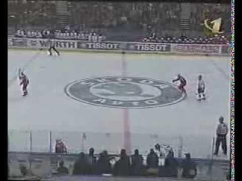 MS v hokeji 2000 - Semifinále ČR - Kanada
