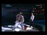 Дима Билан - Победа на Евровидиние 2008!