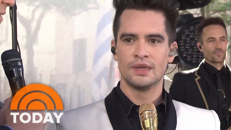 Panic! At The Disco's Brendon Urie Talks 'Kinky Boots' Broadway Is 'Grueling' | TODAY