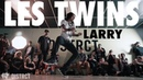 Larry Ca Blaze Bourgeois at Distrct LV YAK FILMS x LES TWINS