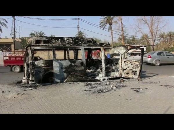В Басре вводится комендантский час