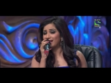 Шрея Гошал (Shreya Ghoshal) исполняет песню Sun Raha Hai Na Tu на Indian Idol Junior.mp4