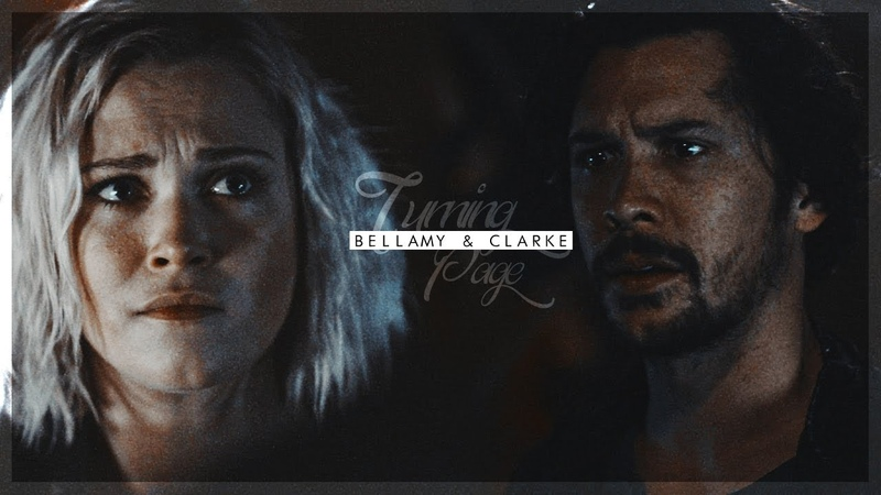 Bellamy Clarke • turning page (5x08)