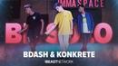 BDASH KONKRETE - BK SOLO | Bdash Konkrete Choreography | IMMASPACE Class