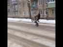 RMX team раздача углов на пите в Угличе зимой