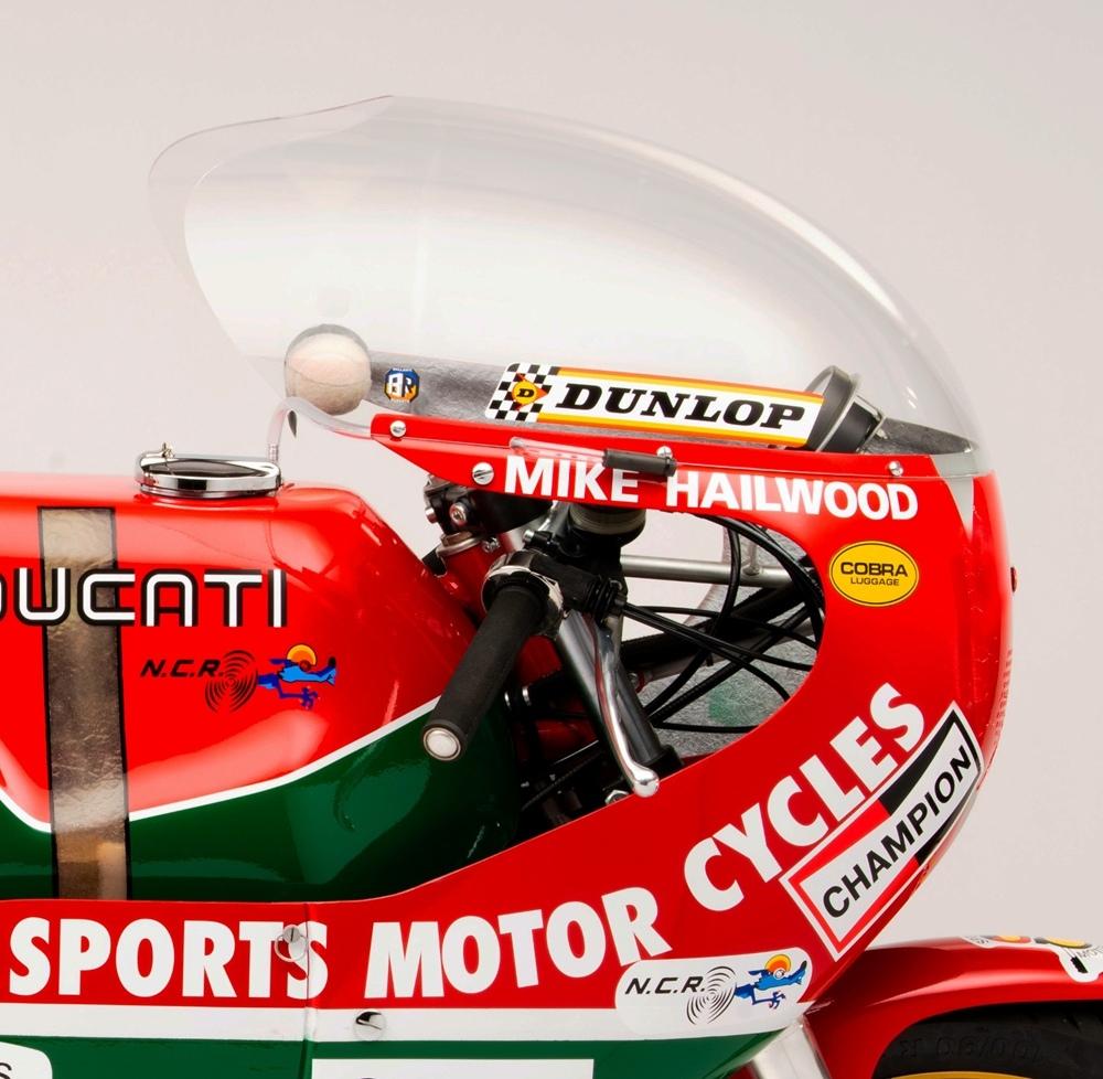 Компания Vee Two выпустит 12 реплик Ducati Hailwood 1978