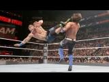 (WWE Mania) SummerSlam 2016 John Cena vs. AJ Styles