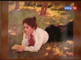 Знакомство с работами художника-эмигранта. В краеведческом музее открылась выставка Петра Ганского – одного из первых русских ху
