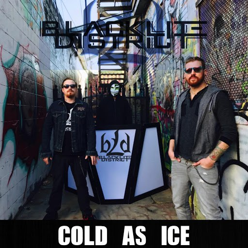 Blacklite District альбом Cold as Ice