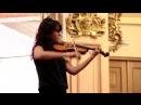 Партитура для скрипки № 3 ля мажор, Бах, в исполнении Анны Мильман