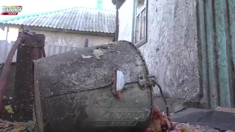 18 Мать и дочь погибли в Марьевке в результате минометного обстрела ВСУ
