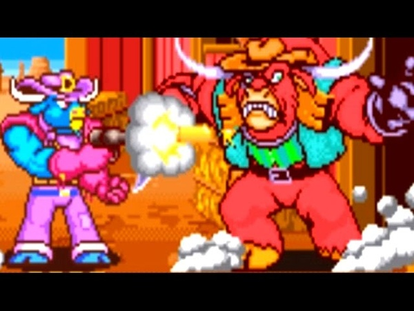 Wild West C.O.W.-Boys of Moo Mesa Arcade All Bosses No Damage