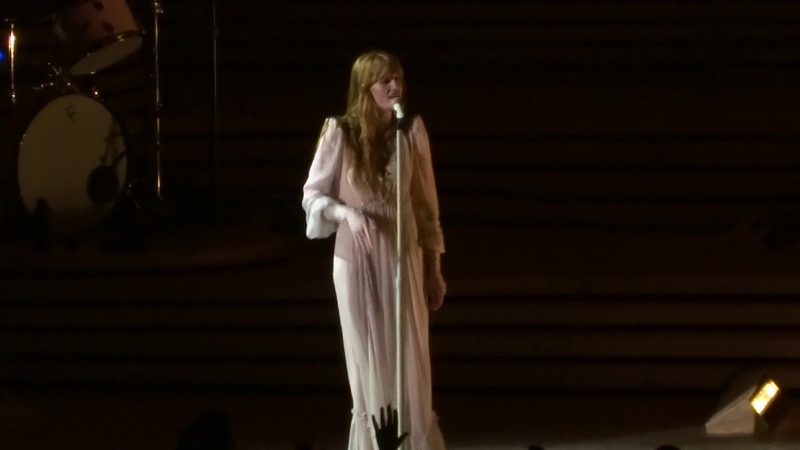 Patricia - Florence and the Machine @ Hollywood Bowl, Los Angeles, CA 9-25-18