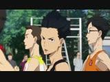 Kaze ga Tsuyoku Fuiteiru / Почувствуй Ветер - 7 серия | Anzen, Hekomi & Sharon [AniLibria.Tv]