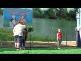 На реке, на Белой - Натали Лесная и дочь Ксения