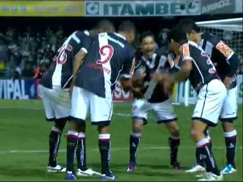 Vasco x Coritiba - Copa do Brasil 08062011