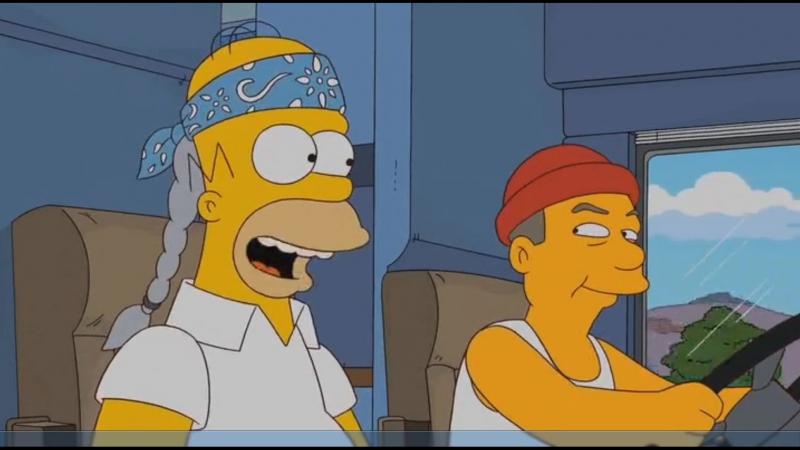 Симпсоны отрывок сезон 22 серия 16
