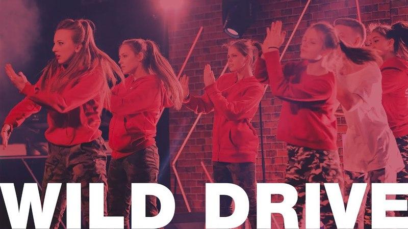 WILD DRIVE DANCE | Bigger Picture, Phenomenal, Praise Over Problems | Выступление на TTH2018