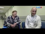 Уникальная операция: врачи спасли жизнь пенсионерке, попавшей под автобус