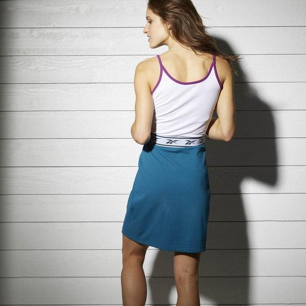 Платье Reebok Classics 90s Vector Pique