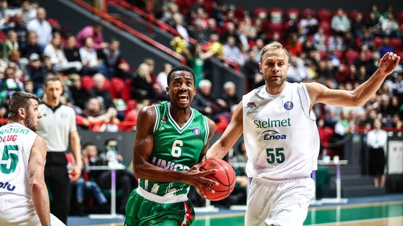 VTBUnitedLeague • UNICS vs Zielona Gora Highlights Oct 20, 2018