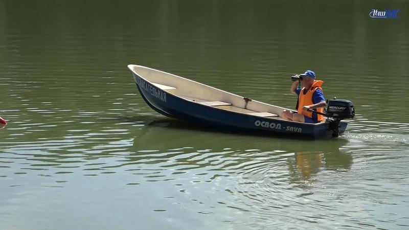 Жаркое лето-2018. Как организовано купание в Волковысском районе