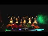 Chandra show 2018: Elixir. Сурьма. American Tribal Style®
