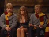 Harry Potter: Germione growth spurt- Saturday Night Live