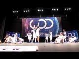 First Legends Club - 3rd Place Upper Division - FRONTROW - World of Dance San Diego 2015 - #WODSD15