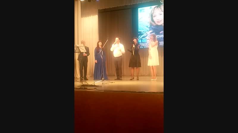 концерт Марии Жуковой