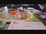 большой круг в игре !!интересное видео