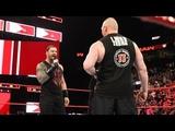WWE Raw 24 September 2018 Roman Reigns vs Braun Strowman Seth Rollins Dean Ambrose vs Dolph &amp Drew