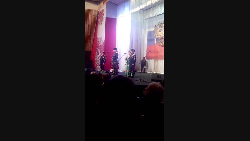 Наталья Кузнецова, Двинская вольница. филармония, 3.11.18