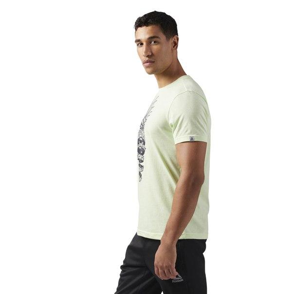 Спортивная футболка Pineapple Weights