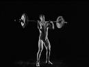 Тяжелая атлетика - Техника толчка