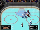 NHL94 s03 Play Offs Quarter final Game 1 Zamboni QUE partizan VAN