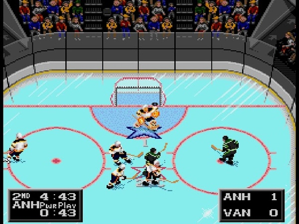NHL94 s03 t11 g2 partizan (VAN) - Rustin Cohle(ANM)