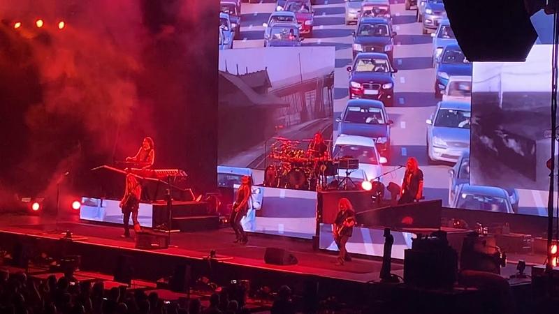 Nightwish We were here Geneve Arena 11 11 2018